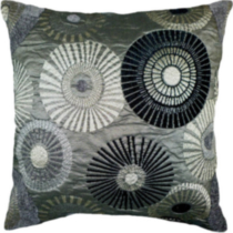 Celeste Decorative Cushion Black