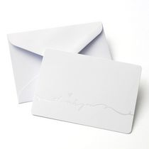 Gartner Studios Script Love 'Thank You' Cards