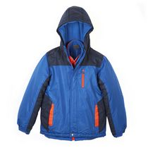 Athetic Works Boys' 3-in-1 Jacket S/P