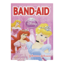 Band-Aid Disney Princess Assorted 20's