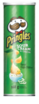 Pringles Sour Cream & Onion Potato Chips