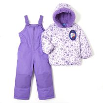 Disney Frozen Toddler Girl's 2-Piece Snow Suit 2T