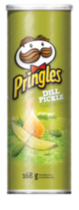 Pringles Dill Pickle Potato Chips