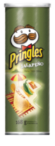 Pringles Jalapeno Potato Chips