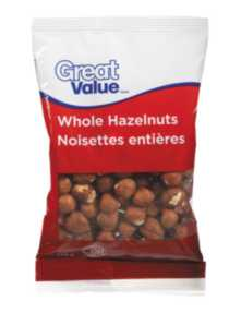 Great Value Whole Hazelnuts