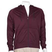 Athletic Works Men's Hoodie Burgundy M/M