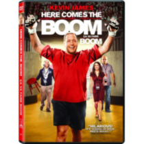 Here Comes The Boom (DVD + UltraViolet) (Bilingual)
