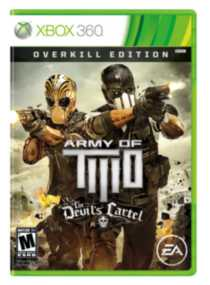 Army Of Two – The Devil Cartel Overkill Edition for XB360