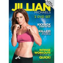 Jillian Michaels: Kickbox FastFix / Killer Abs