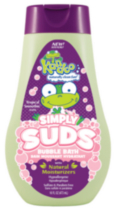 Kandoo Simply Suds Tropical Smoothie Scent Bubble Bath