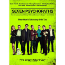 Seven Psychopaths (Bilingual)