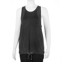 Athletic Works Women's Running Tank Black S/P