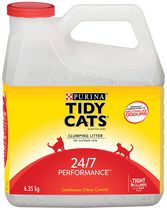 Tidy Cats 24/7 Performance Clumping Cat Litter for Multiple Cats