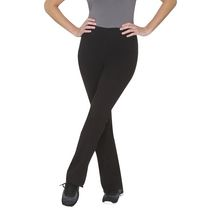Athletic Works Women's Boot Cut Yoga Pant L/G