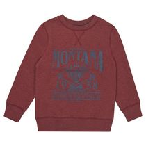 George British Design Boys Montana Sweatshirt 10
