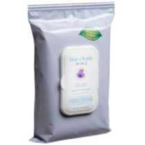 Live Clean Baby Soothing Relief Baby Wipes 56 Wipes
