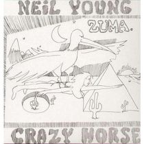 Neil Young & Crazy Horse - Zuma (Vinyl)