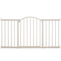 Summer Infant Metal Expansion Gate 6 Foot (.56 metre) Wide Walk Thru