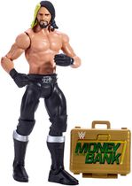 "WWE Wrestle Mania Basic Seth Rollins 6"" Figure"