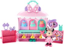 Coffret de jeu Bow-tique mode Sparkle 'n Spin Minnie Mouse de Disney par Fisher-Price