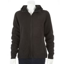 George Plus Women's Micro Fleece Hooded Jacket 2X
