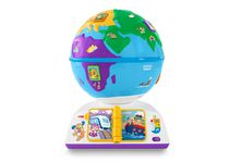 Fisher-Price Laugh & Learn Greetings Globe - English Edition