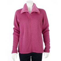 George Women's Bonded Fleece Jacket Pink S/P