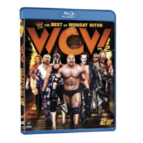 WWE 2013 - The Very Best of WCW Monday Nitro - Volume 2 (Blu-Ray)