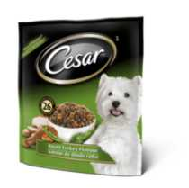 Cesar Dry Dog Food Roast Turkey Flavour 1.6kg