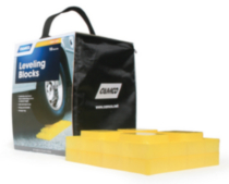 Camco 44505 RV Leveling Blocks - 10 Pack
