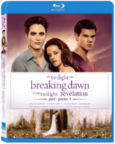 Twilight Saga - Breaking Dawn - Part 1 - Extended Edition (Blu-Ray)