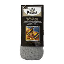 Phentex Slipper and Craft Yarn Pewter