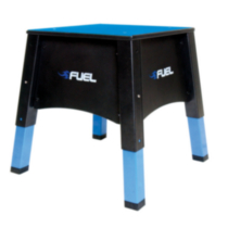 Adjustable Height Plyometrics Box