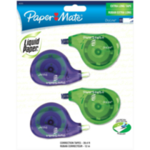 Liquid Paper 4 Correction Tape Dispensers