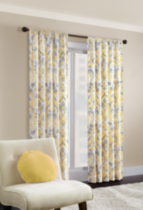Hometrends Capris Twill Window Panel