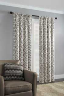 Hometrends Delray Twill Window Panel