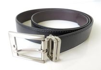 Nicci Men's Reversible and Adjustable Belt