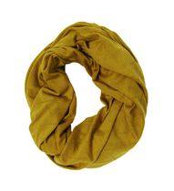 George Women's Textured Jersey Knit Infinity Loop Scarf Spicy Cinnamon