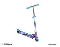 Disney Frozen Inline Folding Scooter