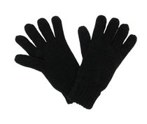 George Women's Chenille Glove Black