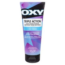 OXY® Triple Action Daily Facial Cleanse