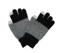 George Women's Touch Capability Magic Gloves Black Combo