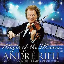 Andre Rieu - Magic Of The Movies (CD/DVD)