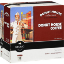 Donut House Regular K Cup Coffee