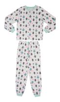 George Girls' 2 Piece Sleep Pyjama Set Small