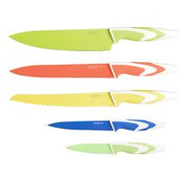 BergHOFF Studio Multi Coloured Knife Set