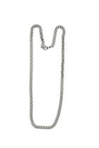 "Men's Stainless Steel 22"" Chain"