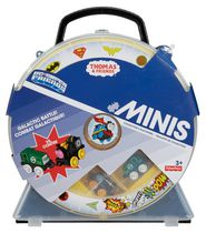Valise de transport pour mini DC Super Friends Thomas et ses amis de Fisher-Price