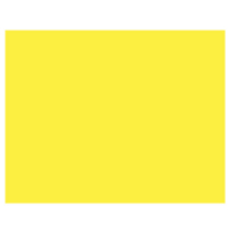 Neon Yellow Poster Board