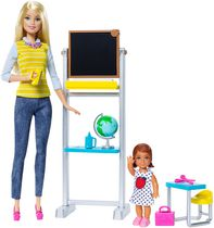 Barbie Career Doll - Teacher and Toddler Student